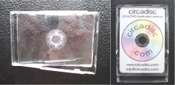 Business Card CD jewel case